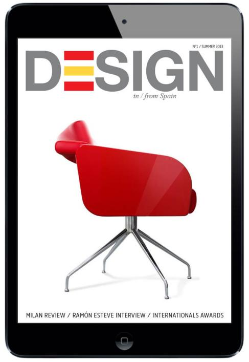 Design Magazine for iPad. #digitalmagazine