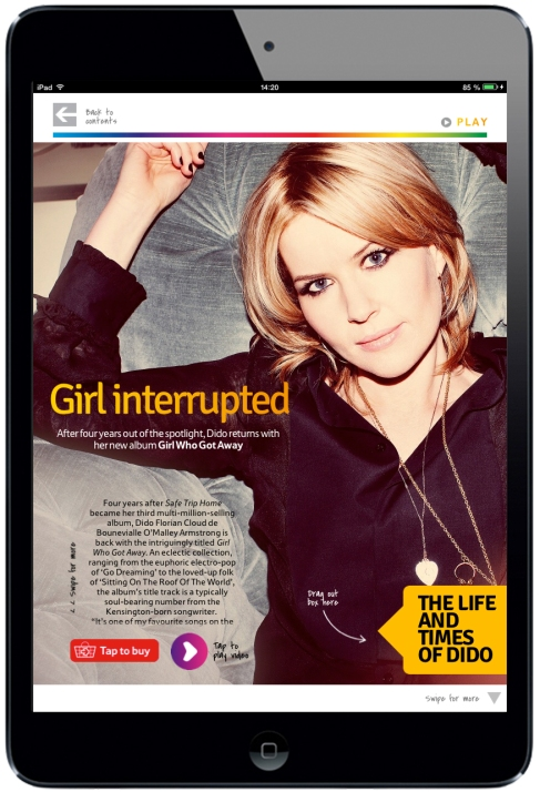 See more on www.magpla.net Tesco Technology & Entertainment magazine for iPad #MagPlanet #TabletMagazine #DigitalMag