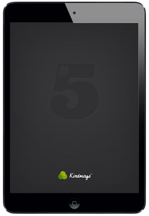 #5 Magazine. 15 Examples of Splash Screens. magpla.net