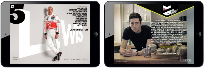 #5 iPad Magazine