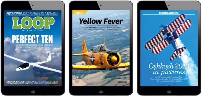 Loop iPad Magazine