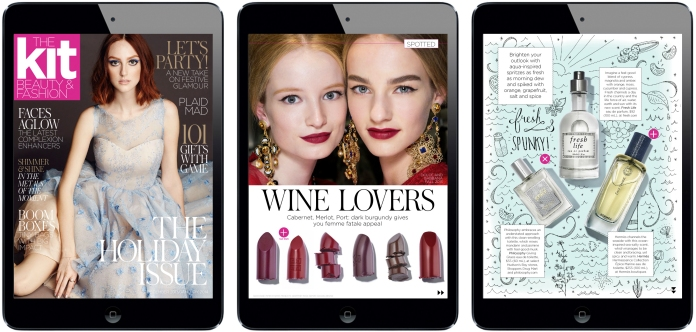 The Kit iPad Magazine