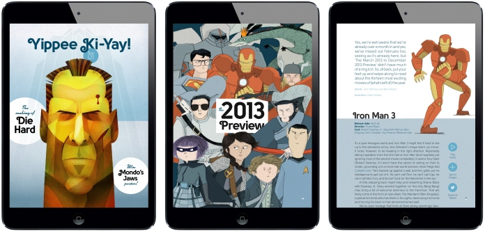 Yippee Ki-Yay!  iPad Magazine