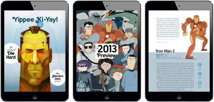 Yippee Ki-Yay!  iPad Magazine