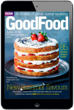 BBC Good Food iPad Magazine