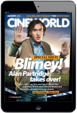 Cineworld iPad Magazine