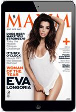 Maxim+ Magazine