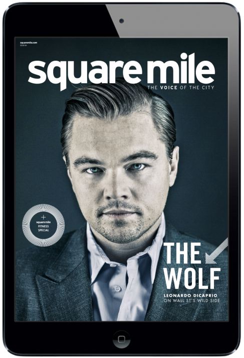 Square Mile Magazine for iPad. More on www.magpla.net MagPlanet #TabletMagazine #DigitalMag
