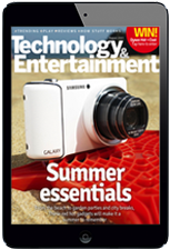 Tesco Technology & Entertainment magazine
