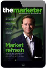 The Marketer Magazine