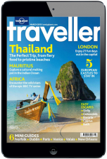 Traveller iPad Magazine