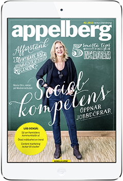 Appelberg Magazine Digital Magazine. More on www.magpla.net MagPlanet #TabletMagazine #DigitalMag