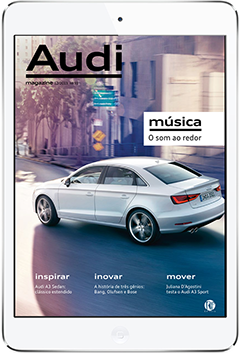 Audi Digital Magazine. More on www.magpla.net MagPlanet #TabletMagazine #DigitalMag