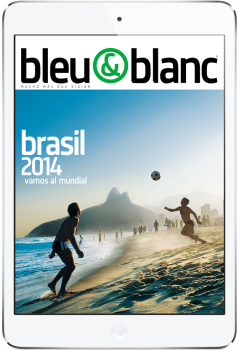 Bleu&Blanc Free Digital Magazine. More on www.magpla.net MagPlanet #TabletMagazine #DigitalMag