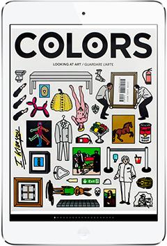 Colors Magazine Digital Magazine. More on www.magpla.net MagPlanet #TabletMagazine #DigitalMag