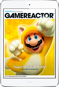 Gamereactor Digital Magazine. More on www.magpla.net MagPlanet #TabletMagazine #DigitalMag