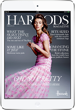 Harrods Digital Magazine. More on www.magpla.net MagPlanet #TabletMagazine #DigitalMag