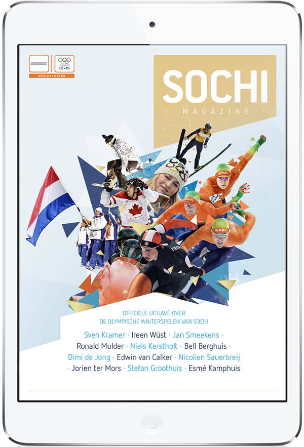 SOCHI MAGAZINE 2014 Free Digital Magazine. Desined by Bart Nederveen. More on www.magpla.net MagPlanet #TabletMagazine #DigitalMag