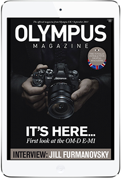 Olympus Digital Magazine. More on www.magpla.net MagPlanet #TabletMagazine #DigitalMag