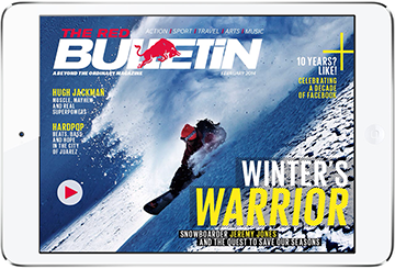 The Red Bulletin Digital Magazine. More on www.magpla.net MagPlanet #TabletMagazine #DigitalMag