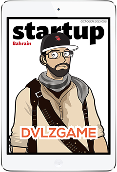 Startup Bahrain Digital Magazine. More on www.magpla.net MagPlanet #TabletMagazine #DigitalMag