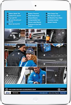 Subaru Drive Digital Magazine. More on www.magpla.net MagPlanet #TabletMagazine #DigitalMag