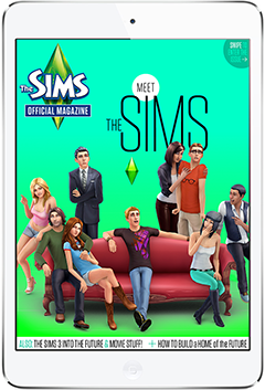 The Sims Official Magazine Digital Magazine. More on www.magpla.net MagPlanet #TabletMagazine #DigitalMag