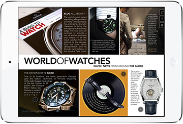 The Watch  Digital Magazine. More on www.magpla.net MagPlanet #TabletMagazine #DigitalMag