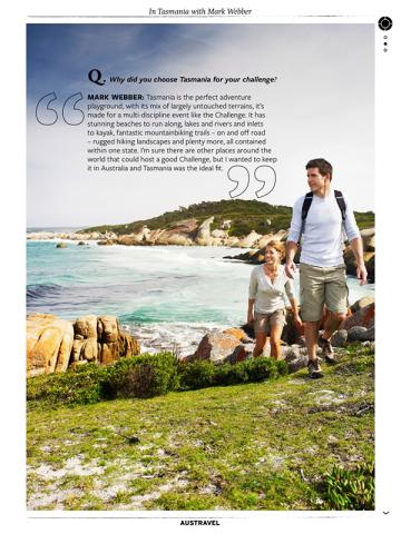 Endeavour Magazine