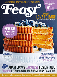 Feast iPad Magazine