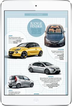 V, The Vauxhall Magazine