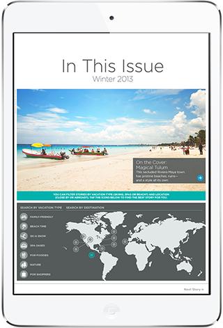 Endless Vacation Magazine