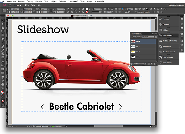Tip: Change InDesign Interface Language