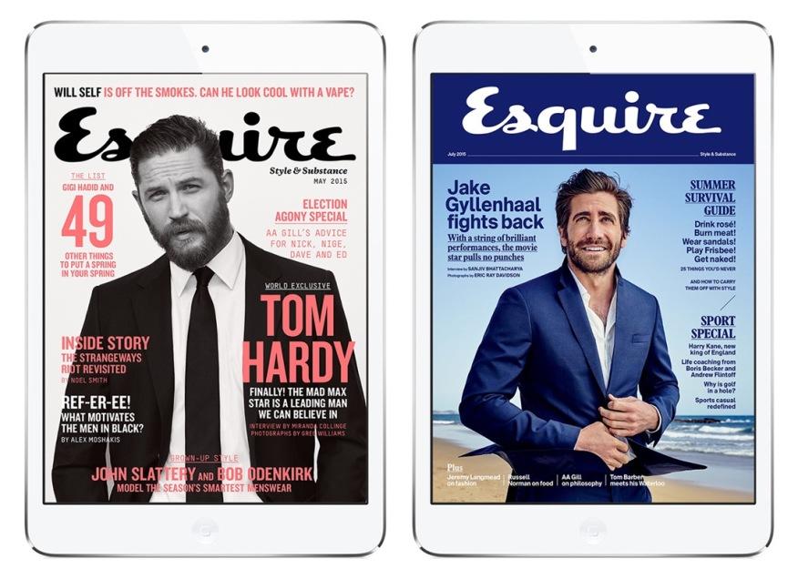 Redesign Esquire