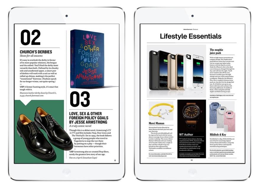 Redesign Esquire6