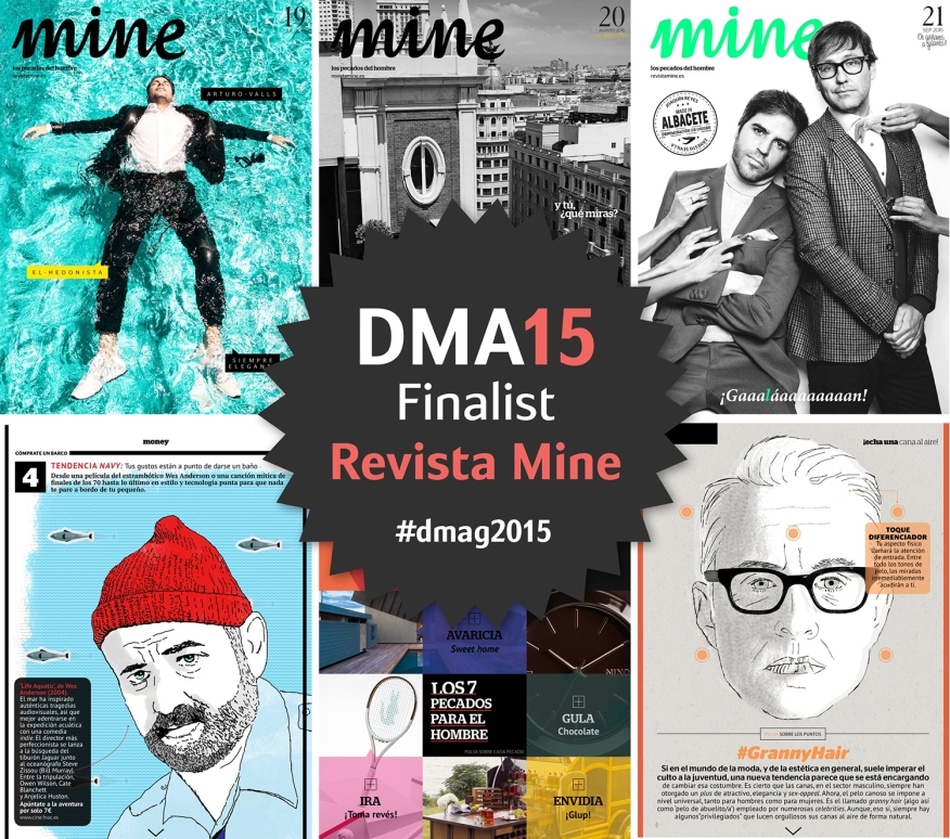 Revista Mine digital magazine