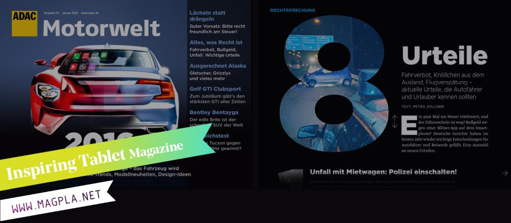 www.MagPla.net 60 Inspiring Free Tablet Magazines