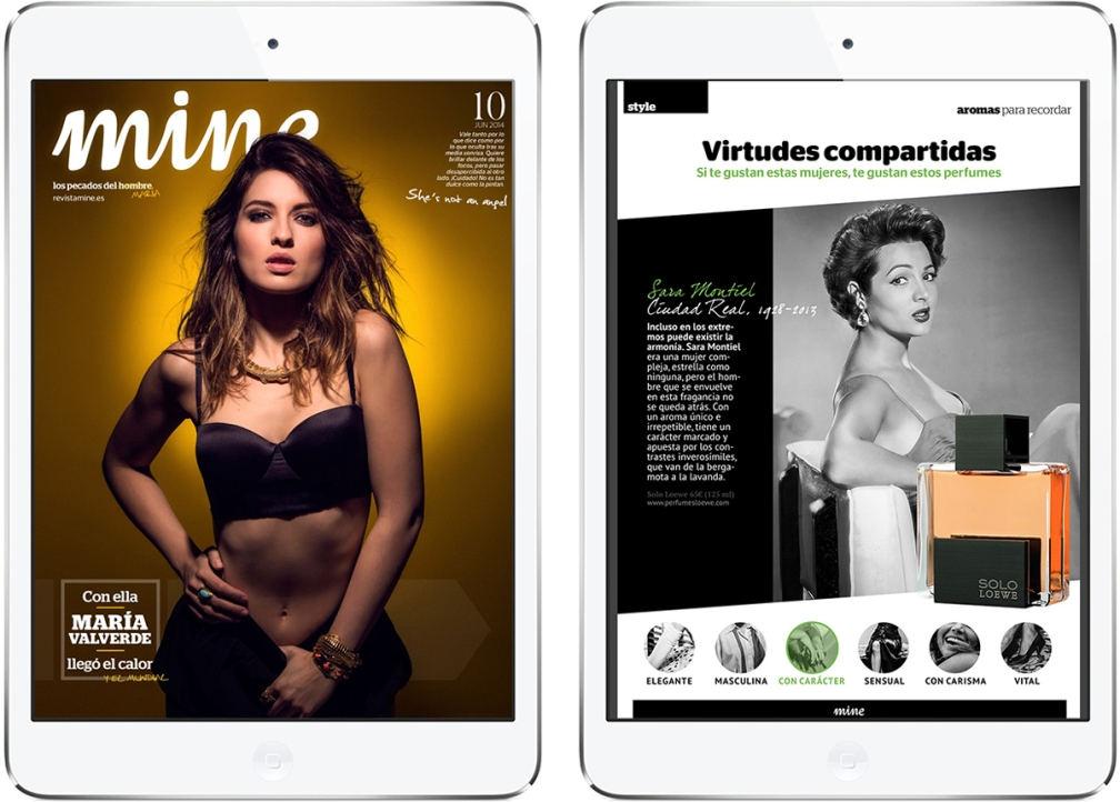www.MagPla.net Revista Mine. Best Free eMag of 2015