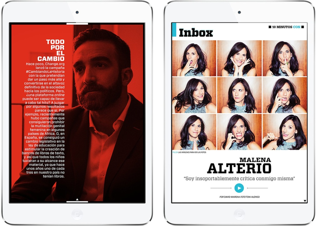 www.MagPla.net Revista Vis-à-Vis. Best Free eMag of 2015